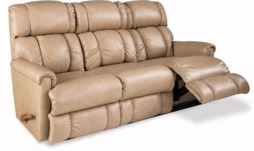 La-z-boy 3 seater leather recliner sofa - Pinnacle - large - 2