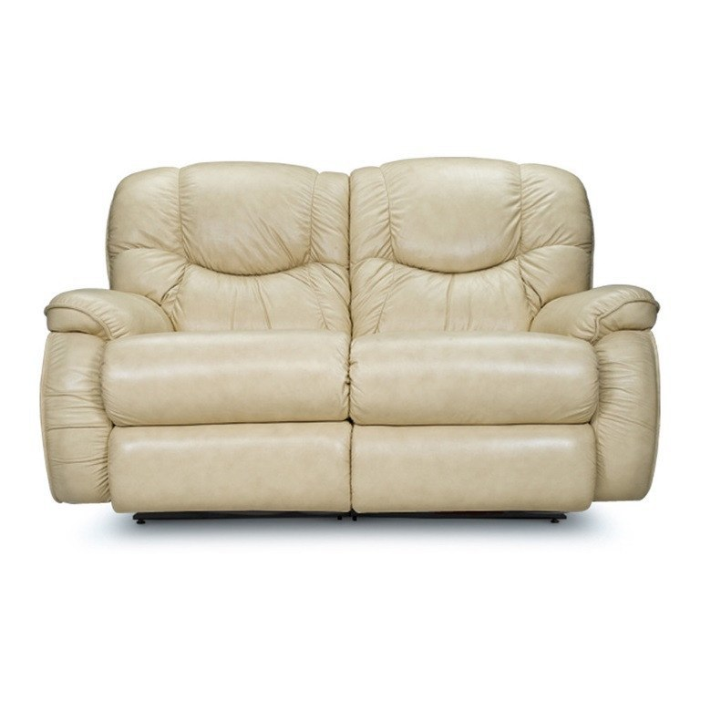 La-z-boy leather recliner 2 seater - Dreamtime - large - 1