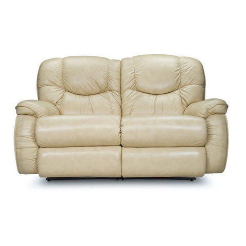 La-z-boy leather recliner 2 seater - Dreamtime - 1