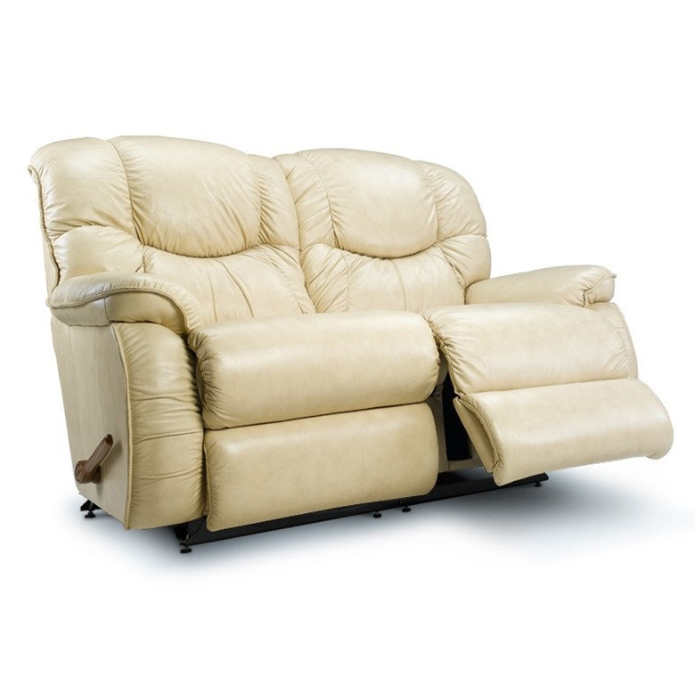 La-z-boy leather recliner 2 seater - Dreamtime - large - 2