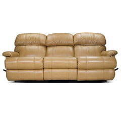 La-z-boy leather recliner sofa 3 seater - Cardinal