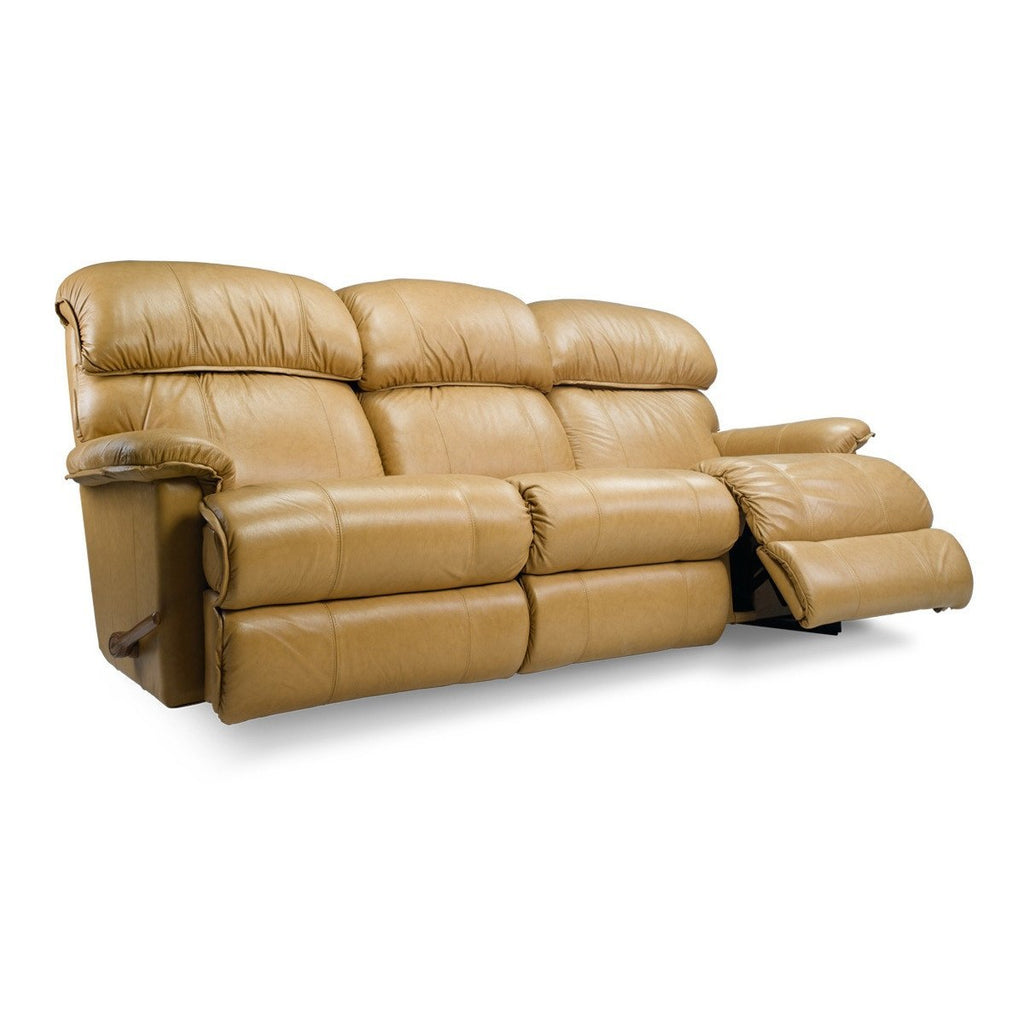 La-z-boy leather recliner sofa 3 seater - Cardinal - large - 2