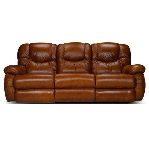 La-z-boy leather recliner sofa 3 seater Dreamtime - 1