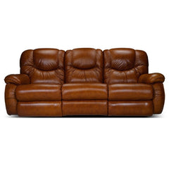 La-z-boy leather recliner sofa 3 seater Dreamtime