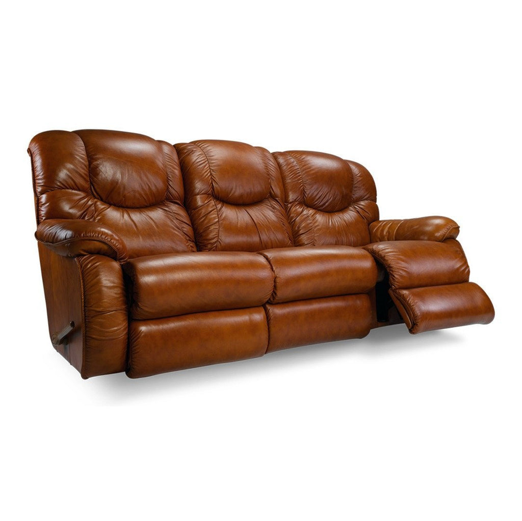 Buy La Z Boy Leather Recliner Sofa 3 Seater Dreamtime