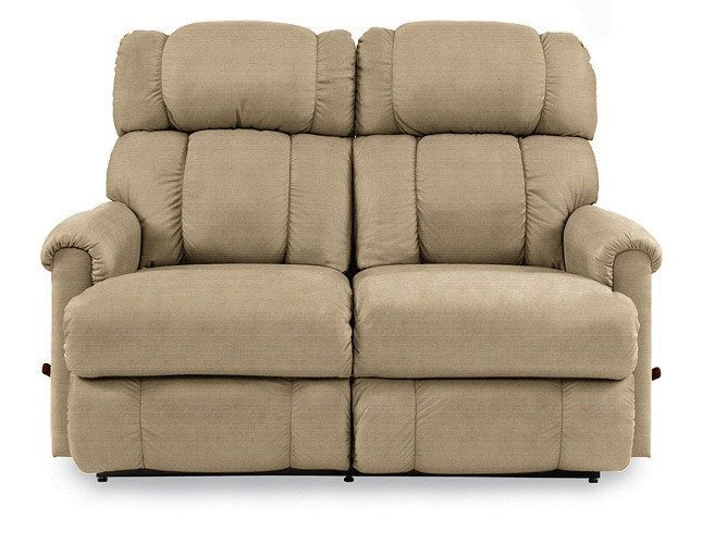La-Z-Boy Loveseat Recliner Fabric - Pinnacle - large - 1