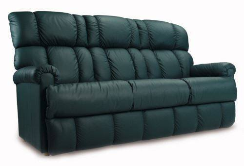 La-z-boy recliner sofa 3 seater PVC - Pinnacle - large - 1