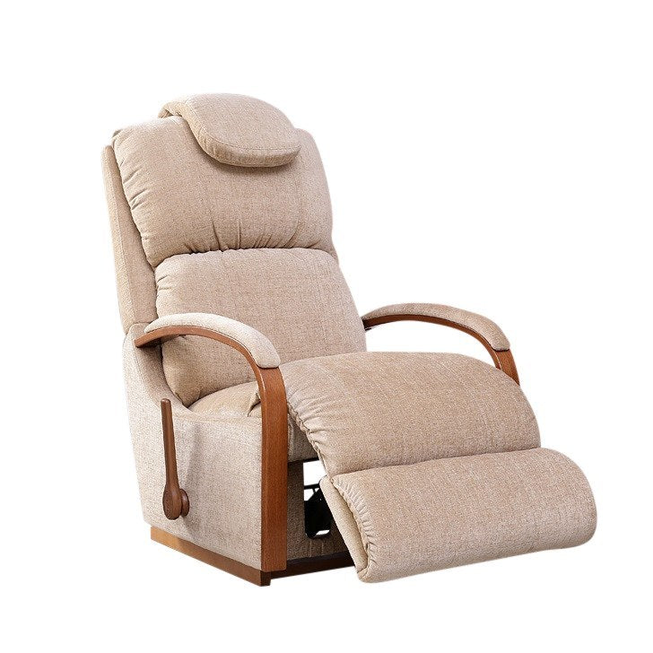 La-Z-Boy Fabric Recliner - Harbor Town - large - 1