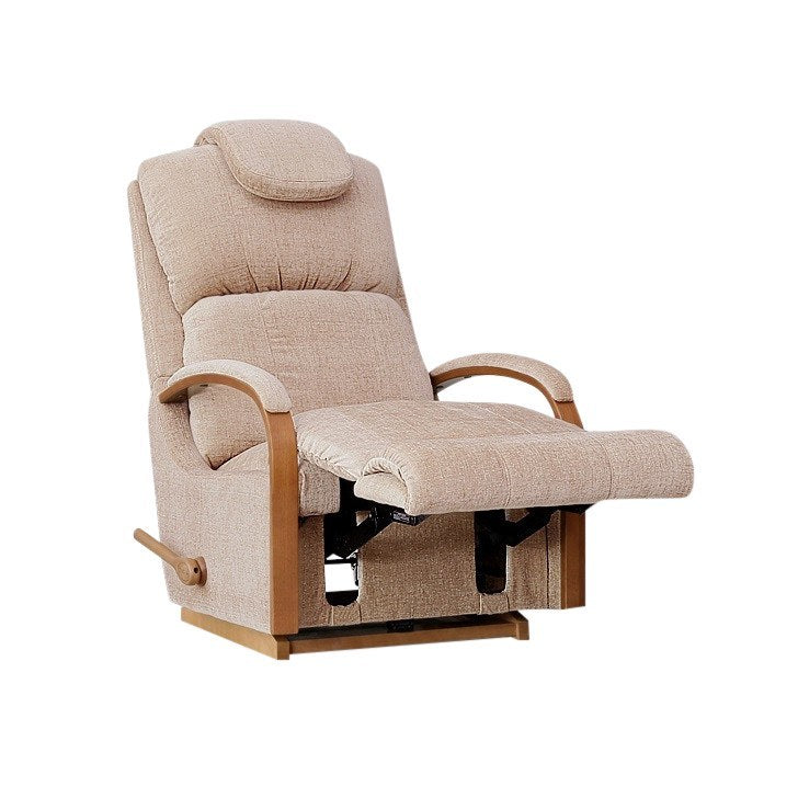 La-Z-Boy Fabric Recliner - Harbor Town - large - 2