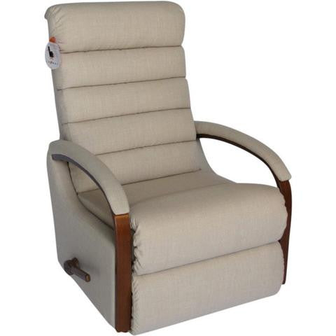 La-Z-boy Fabric Recliner - Norman - 4
