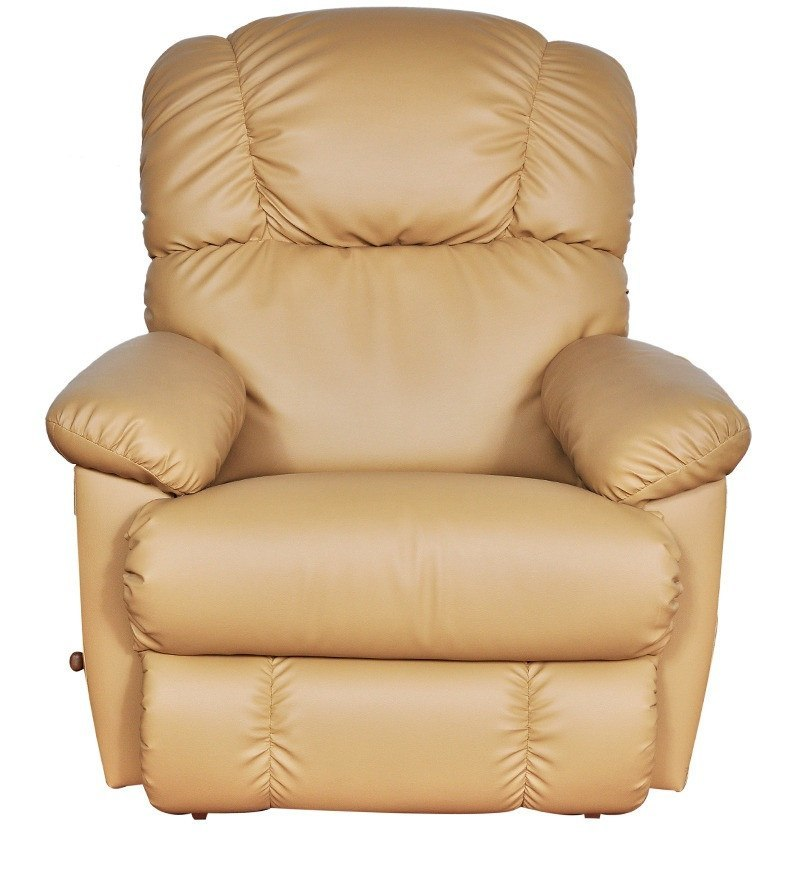 La-Z-boy Leather Recliner - Bennett - large - 1