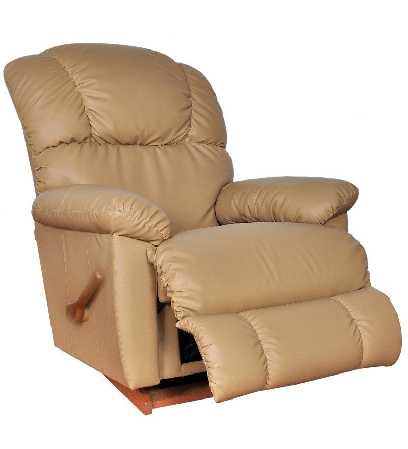 La-Z-boy Leather Recliner - Bennett - large - 2