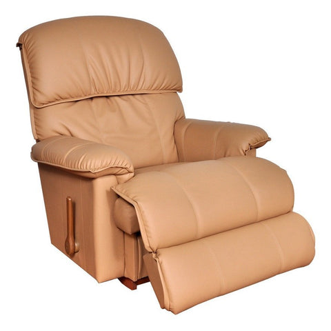 La-Z-boy Leather Recliner - Cardinal - 2
