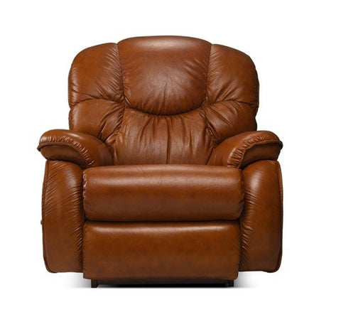 La-Z-boy Leather Recliner - Dreamtime - 1