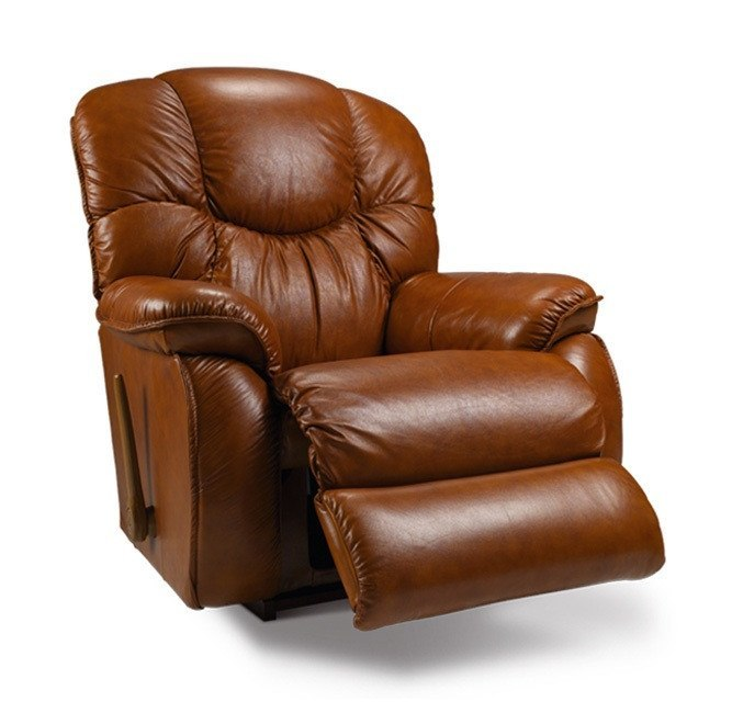 La-Z-boy Leather Recliner - Dreamtime - large - 2