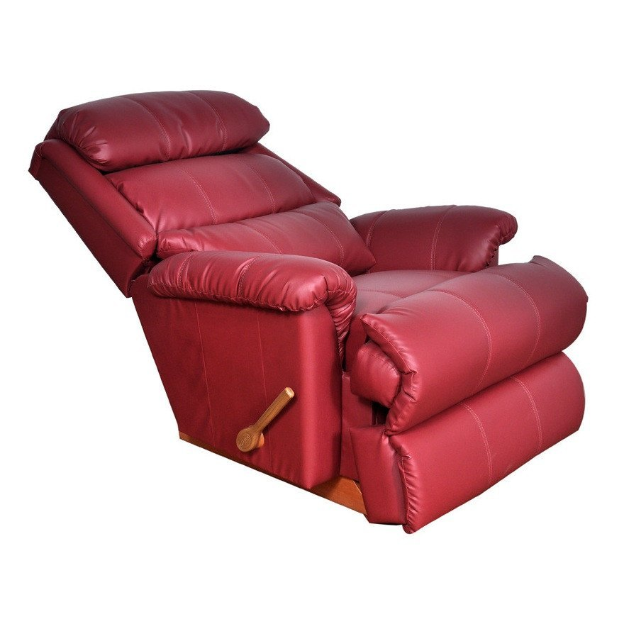 Elegant La Z Boy Leather Recliner   Grand Canyon