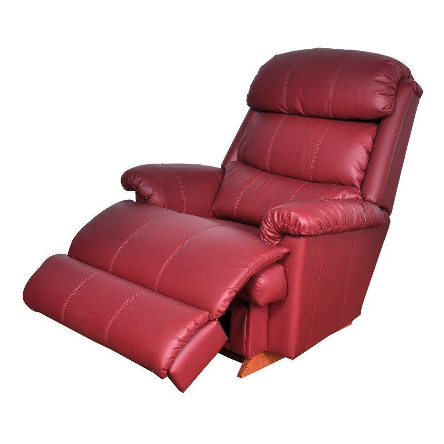 La-Z-boy Leather Recliner - Grand Canyon - large - 2