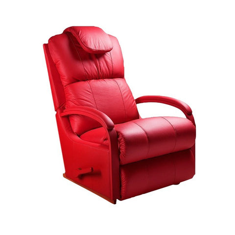 La-Z-boy Leather Recliner - Harbor Town - 2