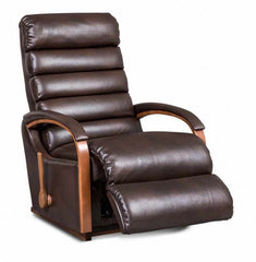La-Z-boy Leather Recliner - Norman