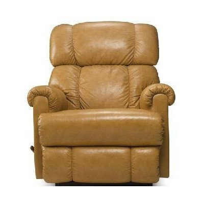 La-Z-boy Leather Recliner Swivel - Pinnacle - large - 2