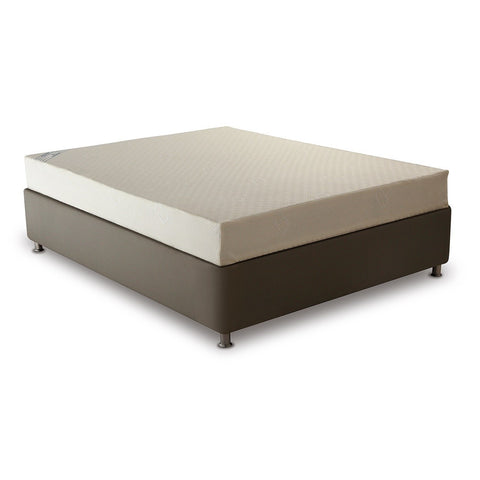 MM Foam Latex Mattress with Knitted Cover - 1