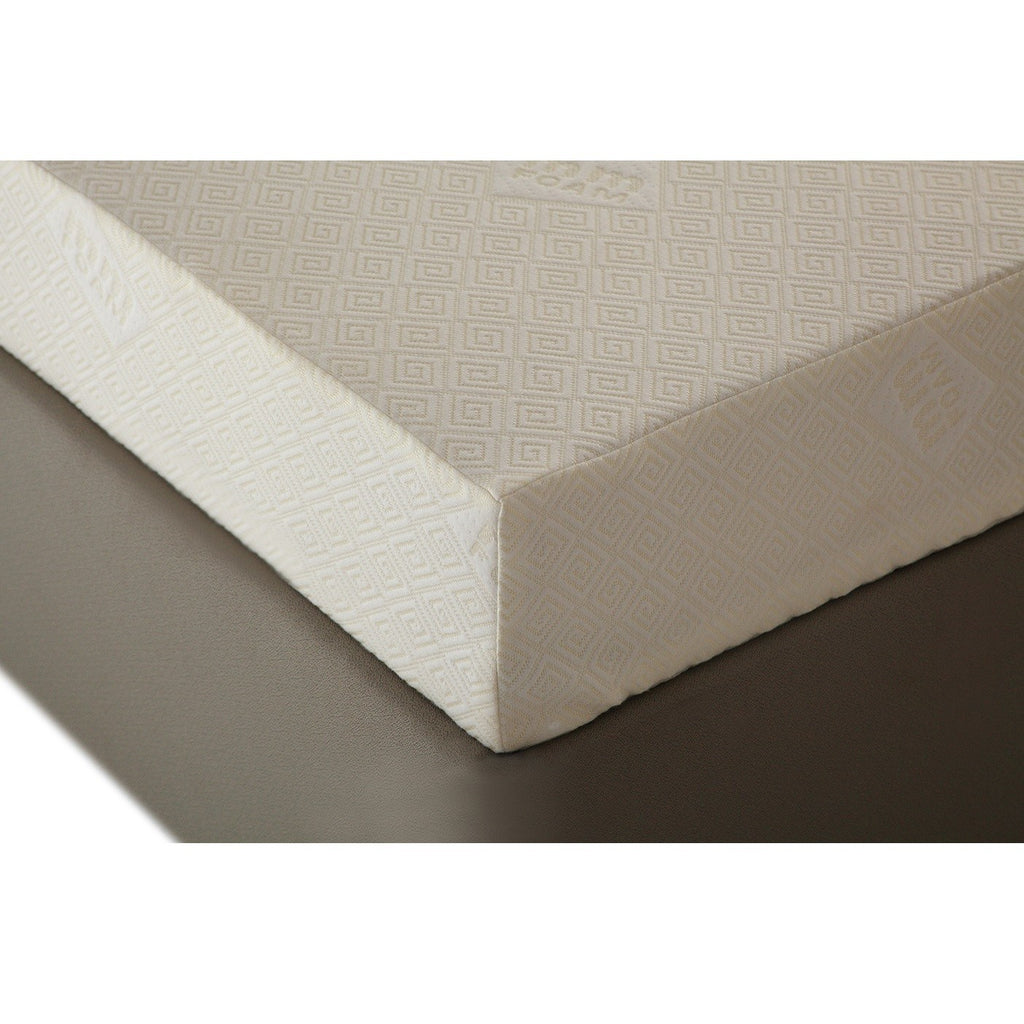 MM Foam Latex Mattress with Knitted Cover - large - 2