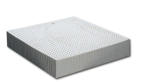 mm foam latex mattress with knitted cover