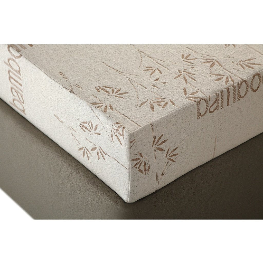 MM Foam Mattress (Latex with Bamboo Cover) - large - 10