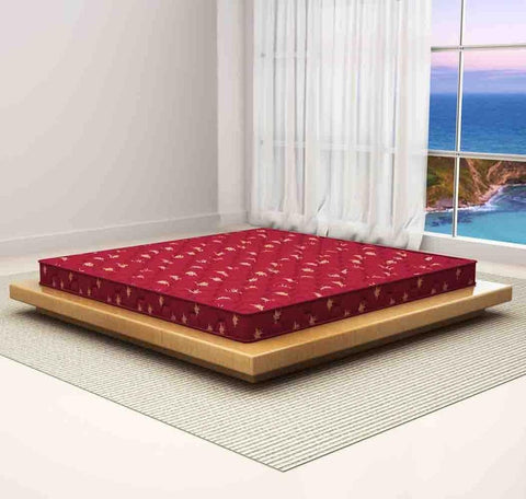 Sleepwell Latex Foam Mattress Duet Air - 4