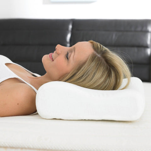 Natural Latex Contour Pillow - Nirvana - 3