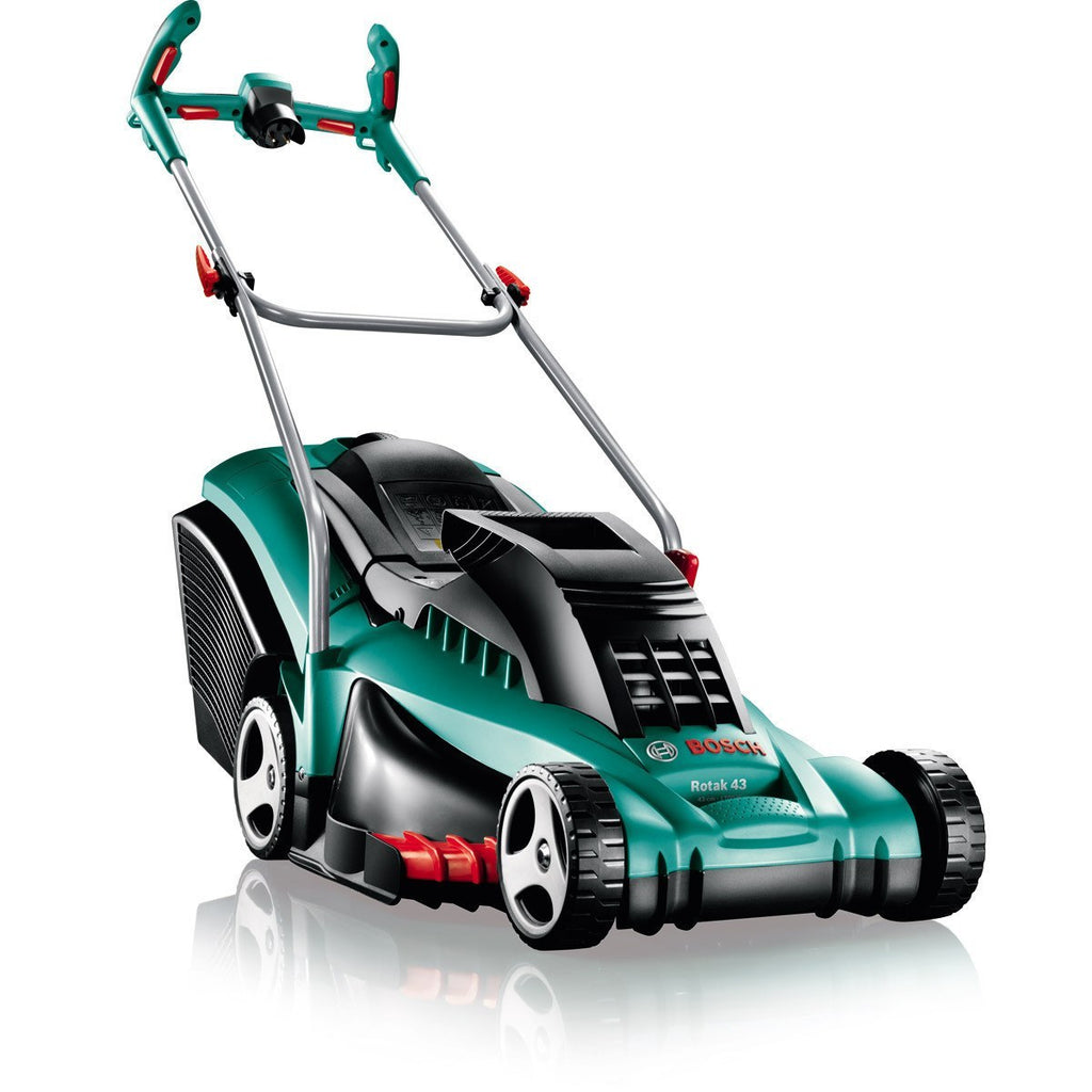 Bosch Corded Rotak 43 Lawn Mower - large - 2