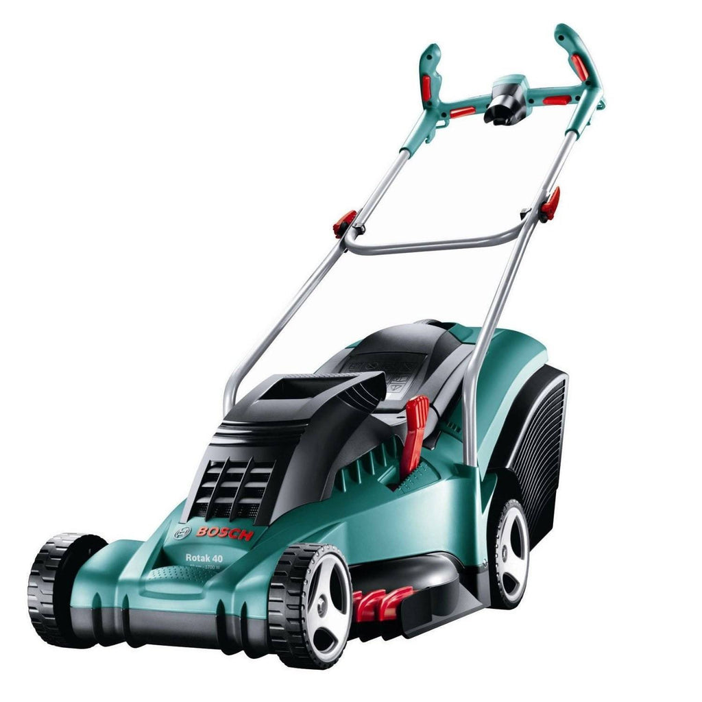 Bosch Rotak 40 Ergoflex Electric Lawn Mower - large - 1