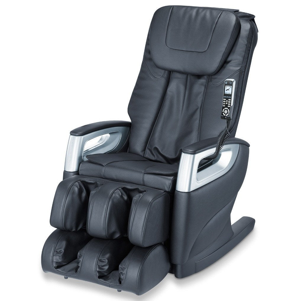 Beurer MC 5000 Shiatsu Massage Chair - Black - large - 1