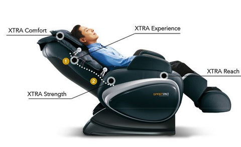 OGAWA Smart Space XD Tech Massage Chair - 3