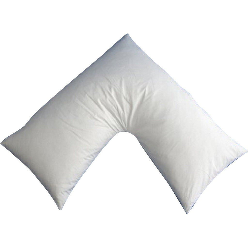 L shaped Body Pillow - Microfiber - large - 1