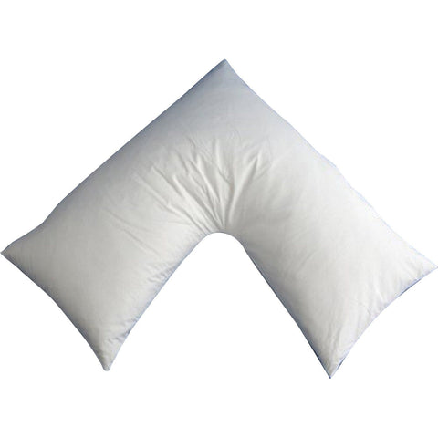 L shaped Body Pillow - Microfiber - 1