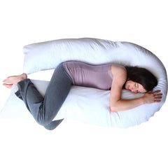 U shaped Body Pillow - Microfiber