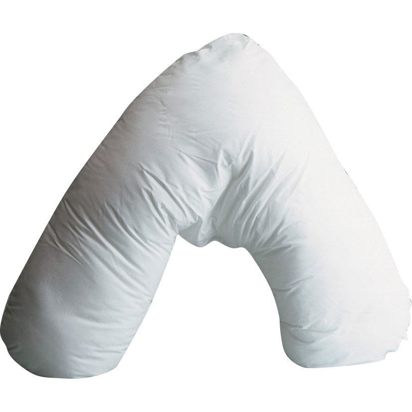 V shaped Body Pillow - Microfiber - large - 1