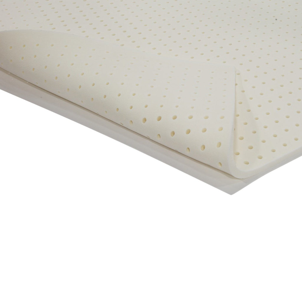 MM Foam Latex Mattress Topper Bamboo Cover - large - 2