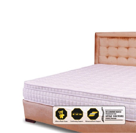King Koil Dr Mattress Euro Back - large - 1