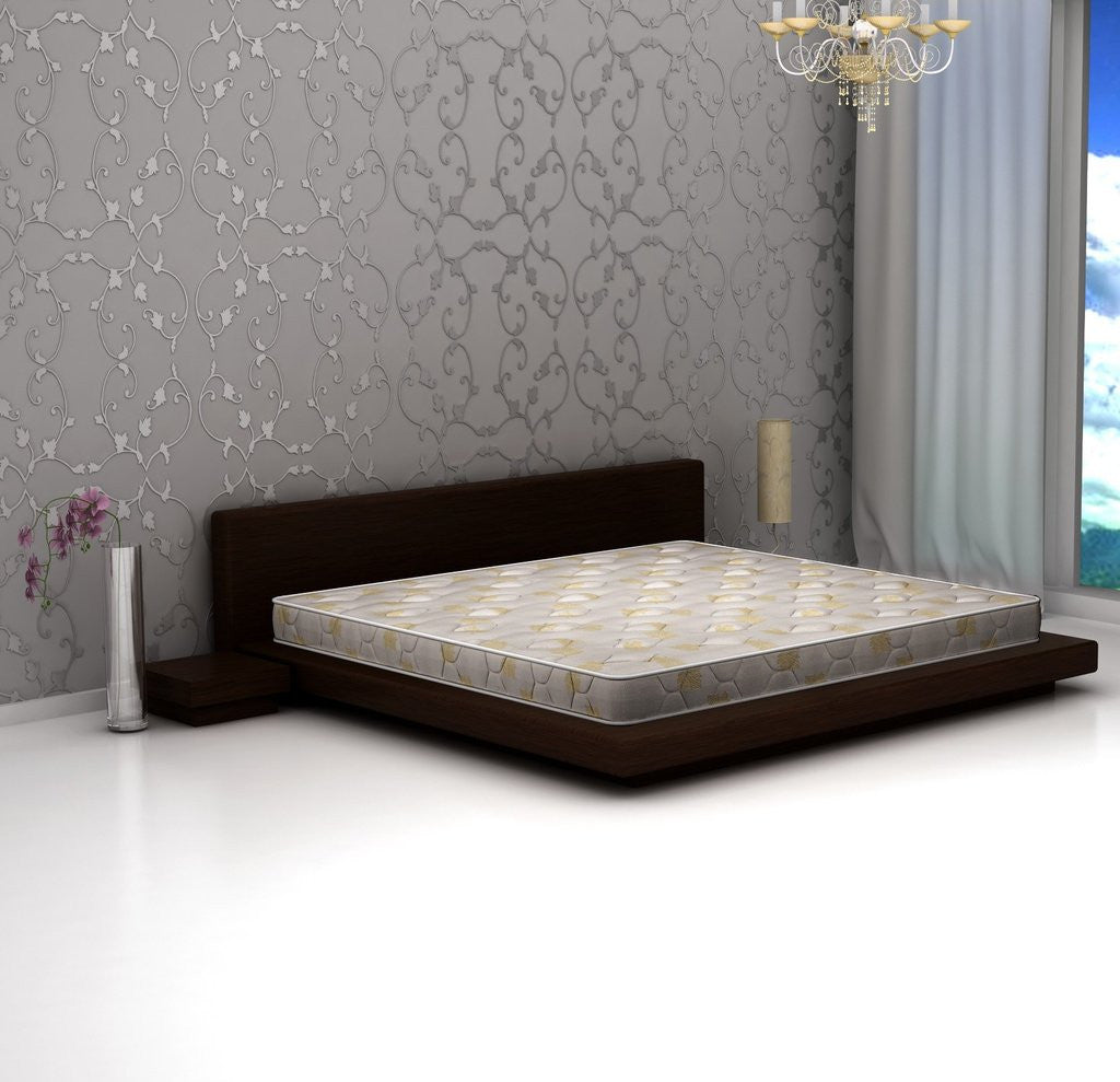 Buy sleepwell duet luxury mattress memory foam online in for Where to buy mattresses