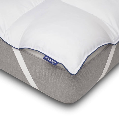 Microfibre Mattress Topper - 2 inch - 2