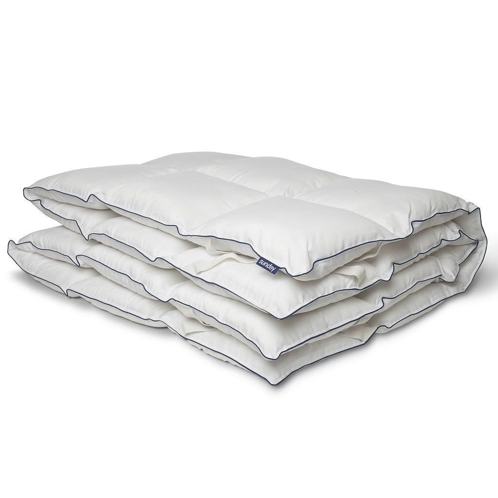 Microfibre Mattress Topper - 2 inch - large - 3