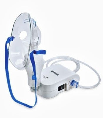 Omron NE C802 Nebulizer - White - large - 1