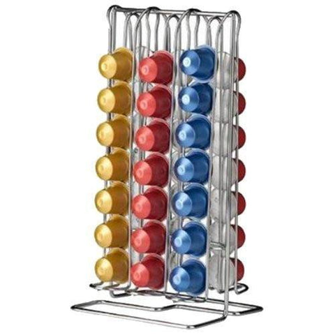 Nespresso Coffee Capsule Stand Tower Rack - 1