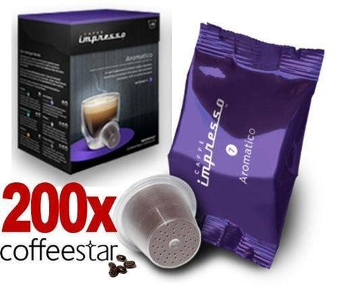 Impresso Coffee Pods Aromatico - 200 Pc - 1