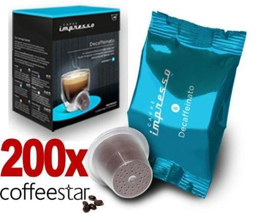 Impresso Coffee Pods Decaffeinato - 200 Pc - large - 1