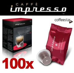 Impresso Coffee Pods Intenso - 100 Pc