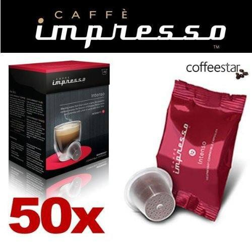 Impresso Coffee Pods Intenso - 50 Pc - large - 1