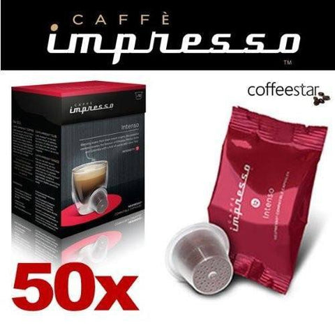 Impresso Coffee Pods Intenso - 50 Pc - 1